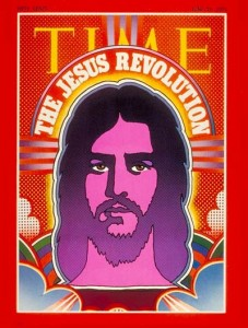 Jesus Revolution Time Magazine Cover