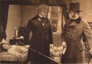 Javert and Valjean, and the Death of Fantine (1918)