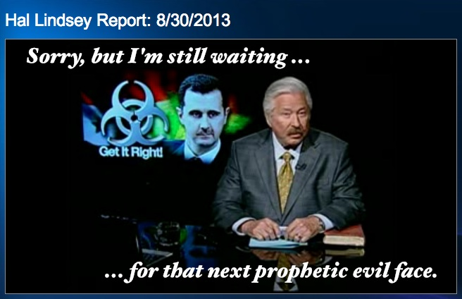 lindsey report syria prophecy