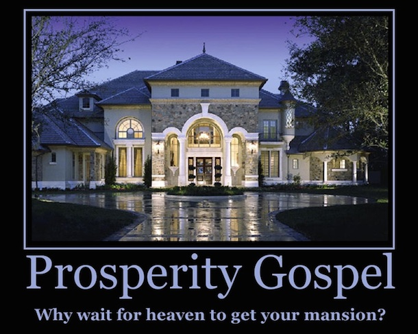 Joel Osteen's $10 million mansion near Houston, Texas
